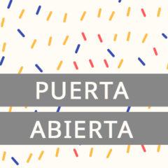JORNADAS DE PUERTAS ABIERTAS
